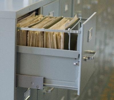 売上関係の書類の整理・保存